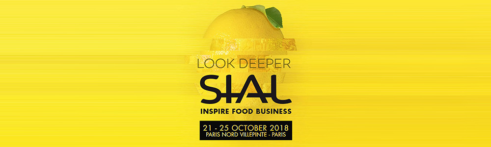 Sial Paris, 21-25 October 2018